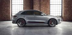 Porsche Exclusive Manufaktur veredelt stärksten Macan