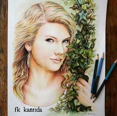 Taylor Swift fan art