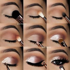 Scroll on for the best occasion make-up inspiring ideas for birthdays. - - Scroll on for the best occasion make-up inspiring ideas for birthdays. Eye makeup Scroll on for the best occasion make-up inspiring ideas for birthdays. Matte Eye Makeup, Eye Makeup Steps, Natural Eye Makeup, Makeup For Brown Eyes, Smokey Eye Makeup, Makeup Eyeshadow, Eyeshadow Palette, Natural Beauty, Eyeshadow Makeup Tutorial