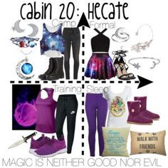 Cabin 20: Hecate