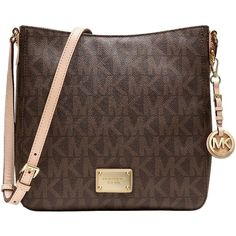 MICHAEL MICHAEL KORS Jet Set Large Travel Messenger Bag $198