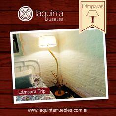 Lámpara Ramada: Excelente lámpara con un diseño único. Iluminá tu casa con originalidad.