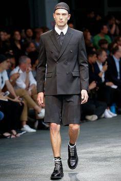 GIVENCHY FW15 Mens Fashion Week
