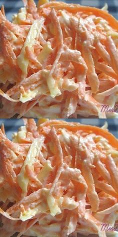 Carrot salad with egg - you can even at night! Easy Casserole Recipes For Dinner Beef, Crockpot Steak Recipes, Dinner Recipes Easy Quick, Baked Chicken Recipes, Easy Healthy Recipes, Cooking Recipes, Healthy Snacks, Cauliflower Recipes, Best Lunch Recipes