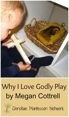Why I Love Godly Play by Megan Cottrell at Christian Montessori Network Bible Lessons, Lessons For Kids, School Lessons, Godly Play, Sunday School Teacher, Christian Kids, The Good Shepherd, Religious Education, Montessori Toddler
