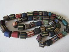 Italian chevron bead, 16th to 17th century