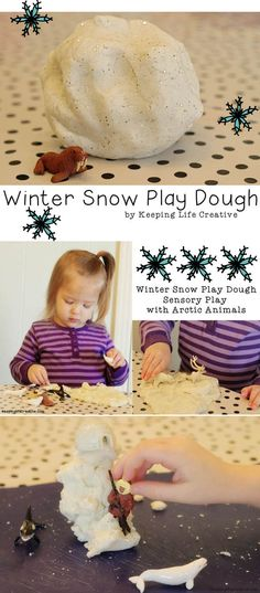 Winter Snow Play Dou