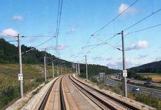 Σε λειτουργία η Διπλή γραμμή με ηλεκτροκίνηση στο Αθήνα-Θεσσαλονίκη Railroad Tracks, Transportation, Train, Strollers, Train Tracks
