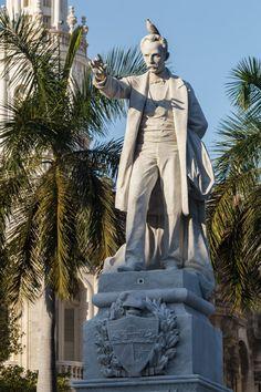 Estatua de José Martí – Cienfuegos, Cuba