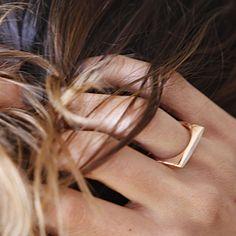 rose gold ring // gabriela artigas