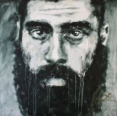 """""""the voice of them that weep"""" Art by Munro #SouthAfricanArtist #painting #munromunromunro #bemenofcourage #artist #munro"""
