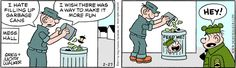 Beetle Bailey strip for February 27, 2017