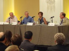 Head of Emerald Fund, Oz Erickson, Leads Panel Discussion on San Francisco Affordability Crisis.
