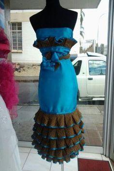 Shweshwe Dresses for summer 2016