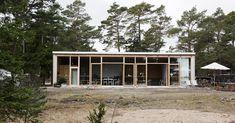 furillen imberg arkitekter glass facade