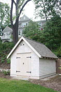 garden shed boathouse