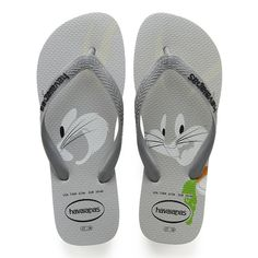 30b443a7bacb2 Havaianas Looney Tunes Sandal Ice Grey Price From  £19.36 Mens Flip Flops