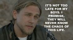 Sons of Anarchy Series Finale Rides Off Into the Sunset on a Worn-Out Metaphor   Vanity Fair
