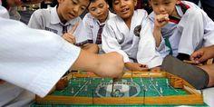 Back to basics: Retro games make a comeback in Indonesia