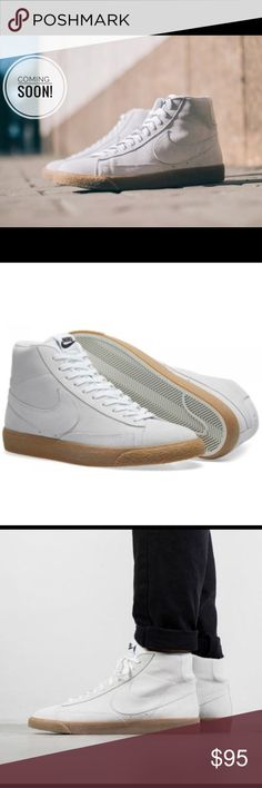🔥MENS NIKE BLAZER MID PRM🔥 DROPPING SOON TO MY CLOSET! Nike Shoes Sneakers