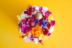 IMG_0587 Sunny Sunday, Edible Flowers, West Elm, Pop Up, Floral Wreath, Beautiful, Instagram, Kitchen, Cuisine