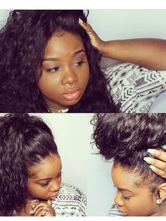 Her sew ins are flawless