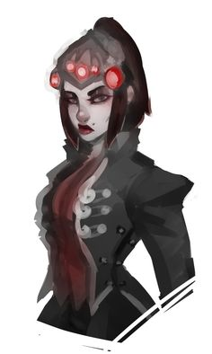 Widowmaker by Fuscoferu