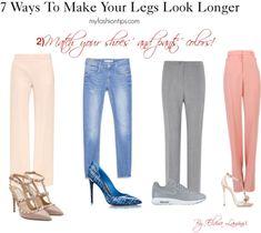 7 Tricks To Victoria Secret Model's Long Legs Longer Legs, About Me Blog, Victoria Secret, Posts, Model, How To Make, Fashion Tips, Style, Fashion Hacks