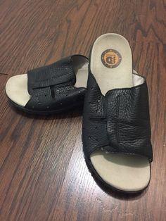 e5d1d0deac3 Womens Dunham Sport Sandals w Black Leather Upper - Style LS8029 BK Size 8B  EUC  fashion  clothing  shoes  accessories  womensshoes  sandals (ebay link)