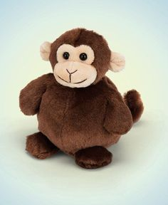 """Bearington Bear STOUT SPROUTS-MILO Monkey 310120 Plush Doll 6"""" NEW Spring 2012 -- You can get additional details at the image link."""