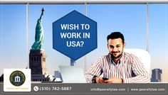 Working in the United States requires a minimum of a work visa, a work permit, a permanent residence card or being a US citizen.
