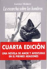La escarcha sobre los hombros. Lorenzo Mediano. Para ver la disponibilidad de este título en Bibliotecas Públicas Municipales de Zaragoza consulta el catálogo en http://bibliotecas-municipales.zaragoza.es