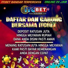 Itcbet Daftar Situs Judi Online Terpercaya Di Indonesia Itcbetsitusjudionline Profile Pinterest