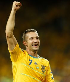Ukraine 2 - 1 Sweden / Andriy Shevchenko 55' 61' (Ukraine) Zlatan Ibrahimovic 52' (Sweden)