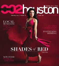 002houston magazine February 2014