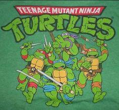 Yay!!! Ninja Turtles!