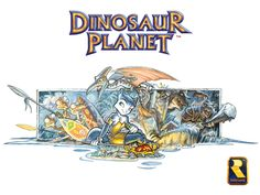 Original artwork from the unmade N64 game Dinosaur Planet showing the would-be protagonist Krystal. The game was transformed into Star Fox Adventures and Krystal was sexualized, given a skimpier outfit and transformed from main heroin to  a damsel in distress to be rescued by the new male hero Fox McCloud . #damselindistress #femaleprotagonist
