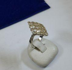 Nostalgischer Ring Silber 925 tolles Design SR287 von Schmuckbaron