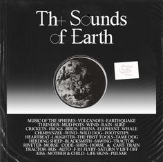 The Sounds of Earth [Vinyl]