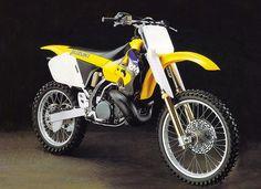 1998 Suzuki RM250 | Tony Blazier | Flickr