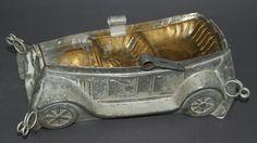 extrem seltene 5-teilige antik Schokoladenform antique chocolate mold Auto Buick | eBay