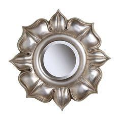 Lotus In Bright Silver Leaf 6050468