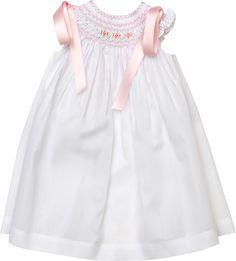 vestido bebe, primera puesta, recien nacido