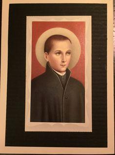 Altar Boy Card by HandCutGreetings on Etsy https://www.etsy.com/listing/247876059/altar-boy-card
