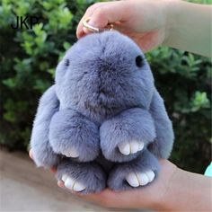 100% Real Genuine Rex rabbit Furs Keychain Pendant Bag Car Charm Tag Cute Mini Rabbit Toy Doll Real Fur Monster Keychains -  http://mixre.com/100-real-genuine-rex-rabbit-furs-keychain-pendant-bag-car-charm-tag-cute-mini-rabbit-toy-doll-real-fur-monster-keychains-2/  #KeyChains