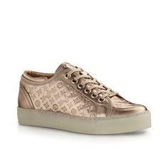Louis Vuitton Schoenen Goud
