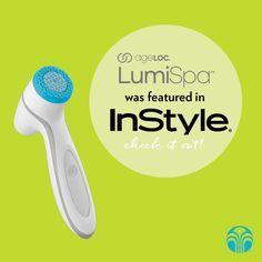Instyle Lumispa Asset Anti Aging Skin Care, Nail Care, Body Care, Nu Skin, Cosmetics, Makeup, Elf, Facial, Science