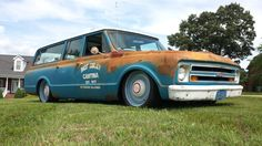 Project Patina Burb - Page 18 - The 1947 - Present Chevrolet & GMC Truck Message Board Network