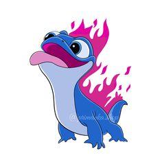 Frozen 2 svg, Bruni salamander svg for cricut, Bruni fire spirit svg, disney svg Disney Canvas Art, Disney Fan Art, Punk Disney, Disney Character Drawings, Cute Disney Drawings, Frozen Wallpaper, Cute Disney Wallpaper, Frozen Drawings, Easy Drawings