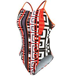 Nike Swim Labyrinth Classic Lingerie Tank in blue or orange or green Swimming Memes, Swimming Gear, Swimming Diving, Swimming Suits, Scuba Diving, Workouts For Swimmers, Swimming Motivation, Speedo Swimsuits, Bikinis